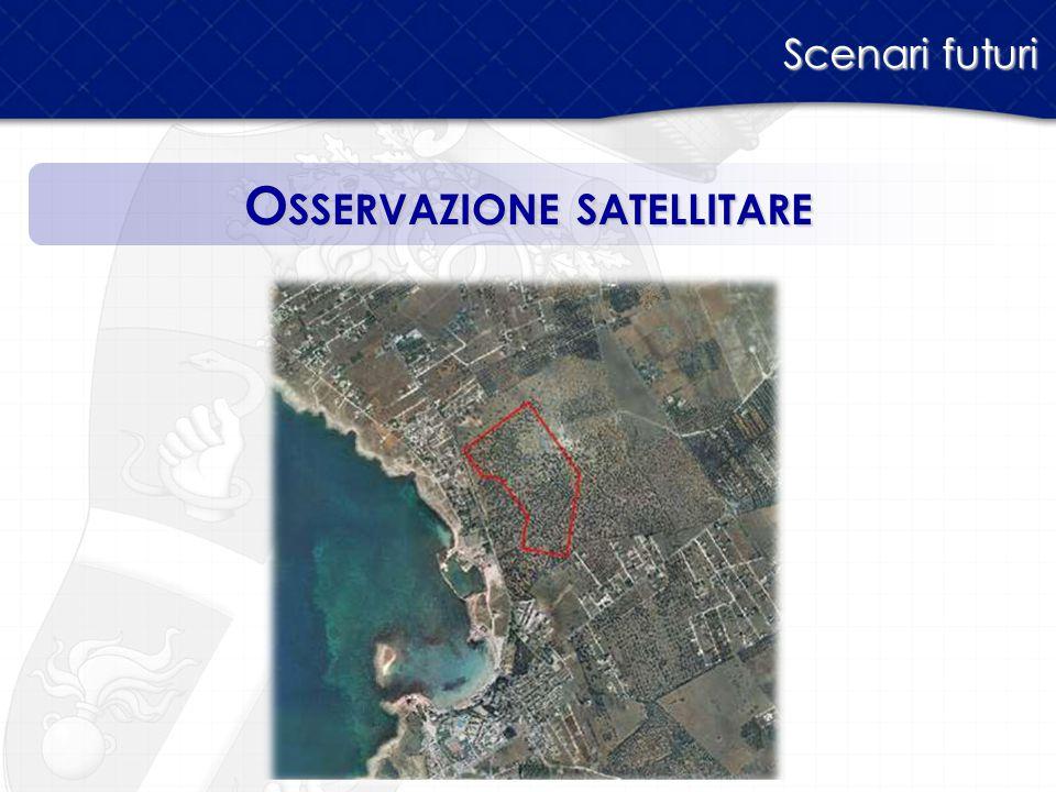 Osservazione satellitare