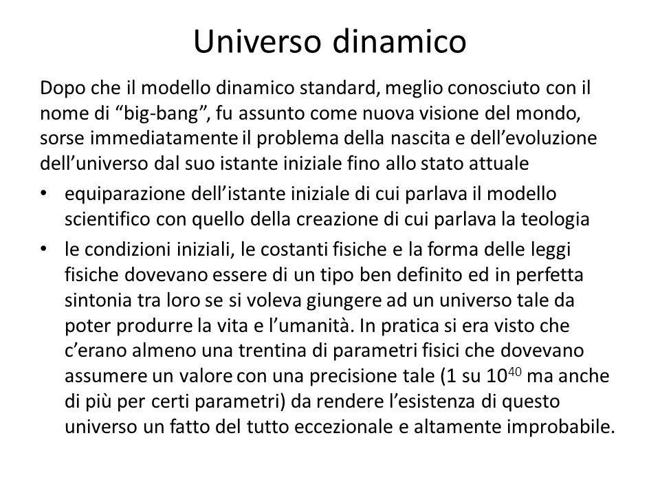 Universo dinamico