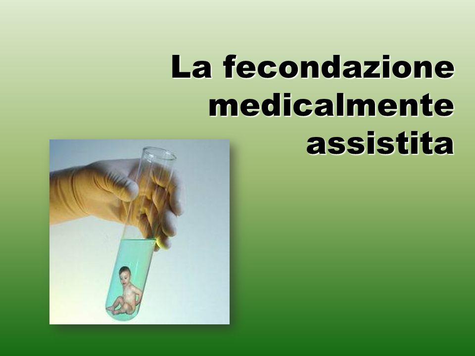 La fecondazione medicalmente assistita