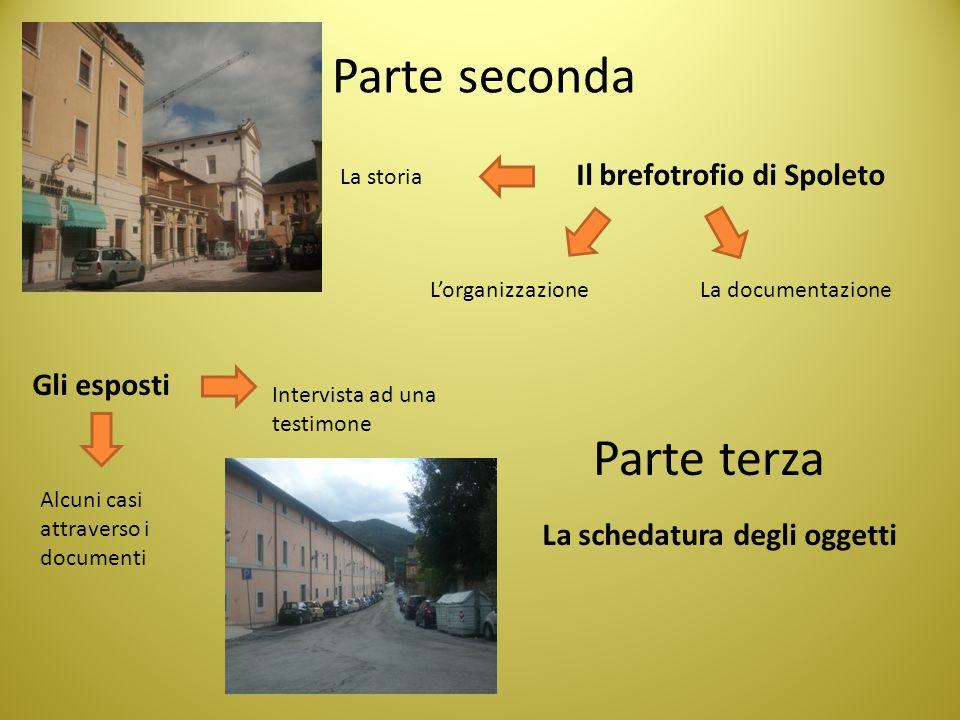 Il brefotrofio di Spoleto