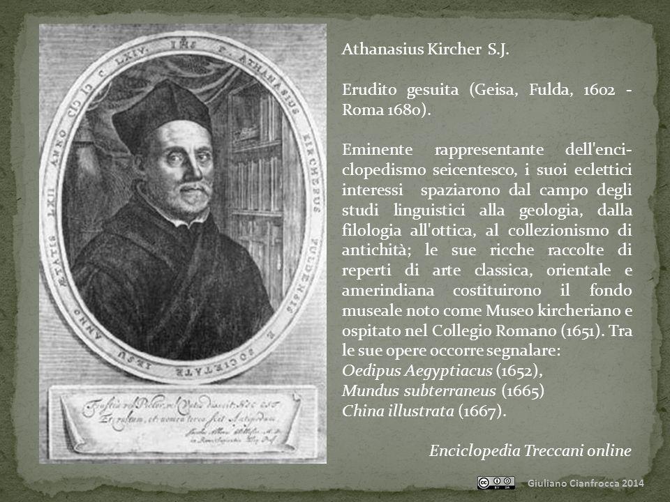 Erudito gesuita (Geisa, Fulda, 1602 - Roma 1680).