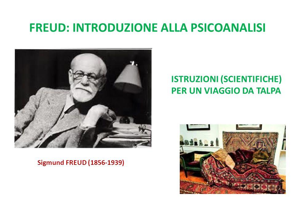 Freud: introduzione alla psicoanalisi