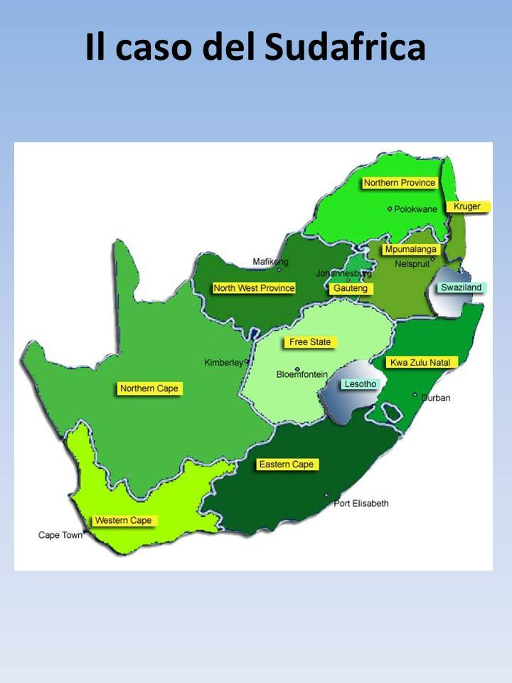 Il caso del Sudafrica