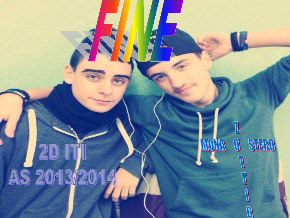 FINE Z MONA O STERO T I G 2D ITI AS 2013/2014