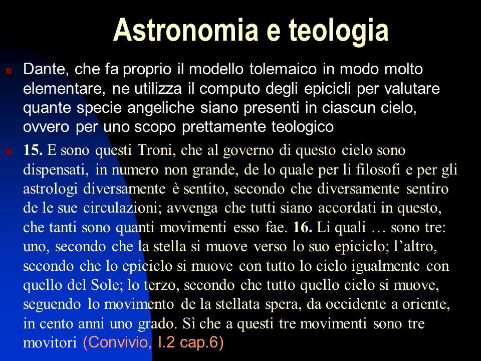 Astronomia e teologia