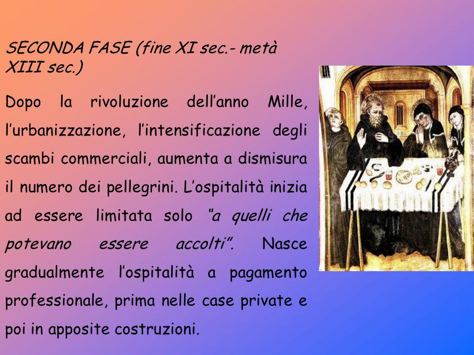 SECONDA FASE (fine XI sec.- metà XIII sec.)