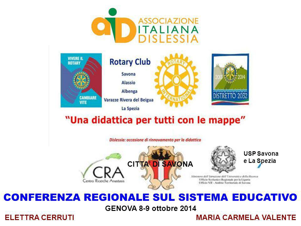 CONFERENZA REGIONALE SUL SISTEMA EDUCATIVO