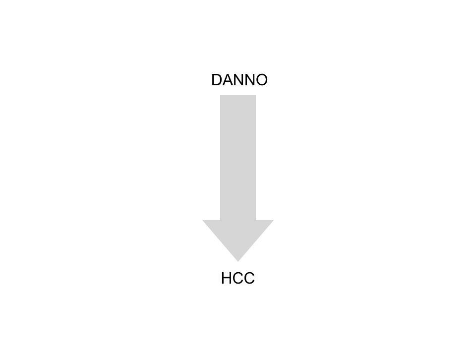 DANNO HCC