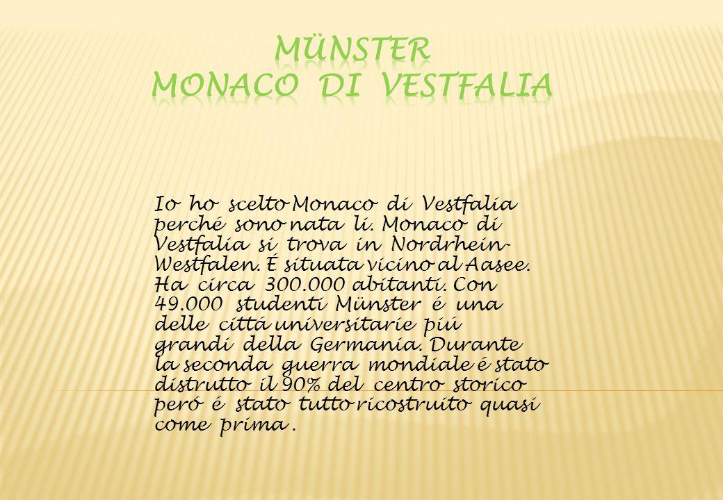 Münster Monaco Di vestfalia