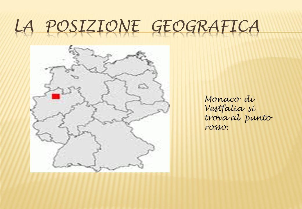 La posizione geografica