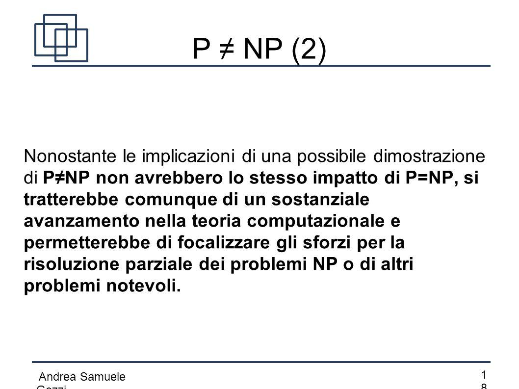 P ≠ NP (2)