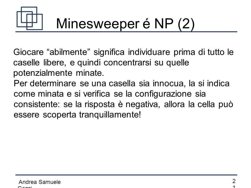 Minesweeper é NP (2)