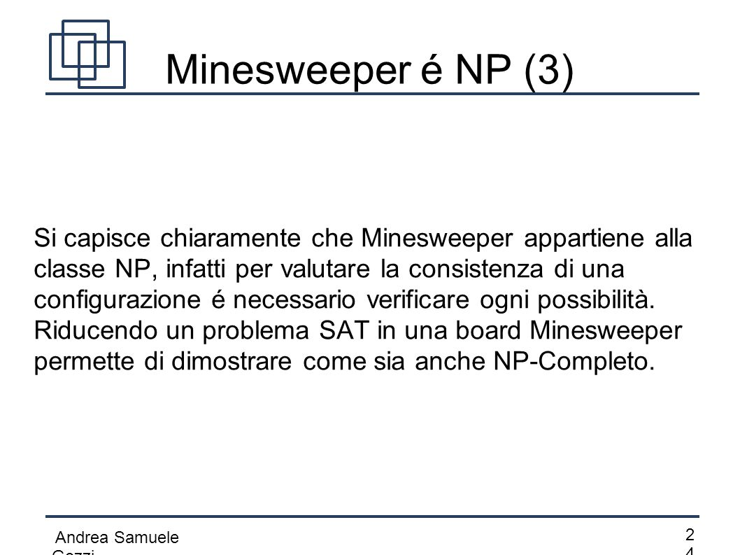 Minesweeper é NP (3)