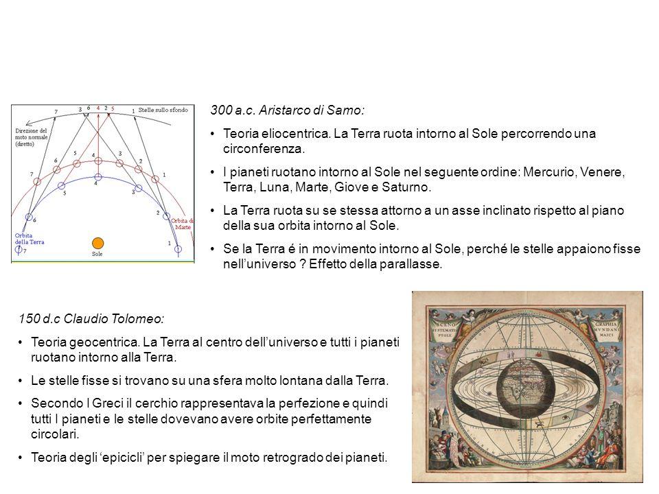 Modello geocentrico o eliocentrico