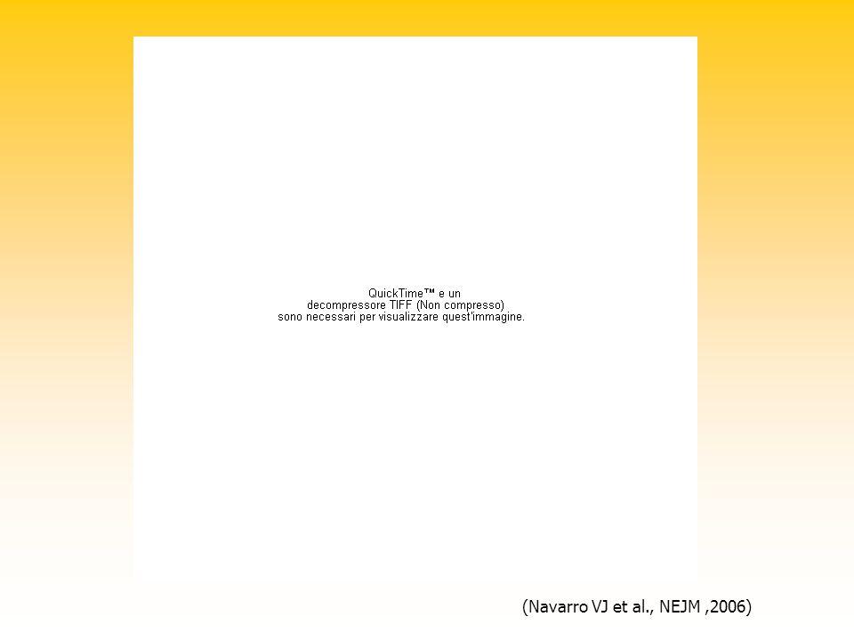 (Navarro VJ et al., NEJM ,2006)