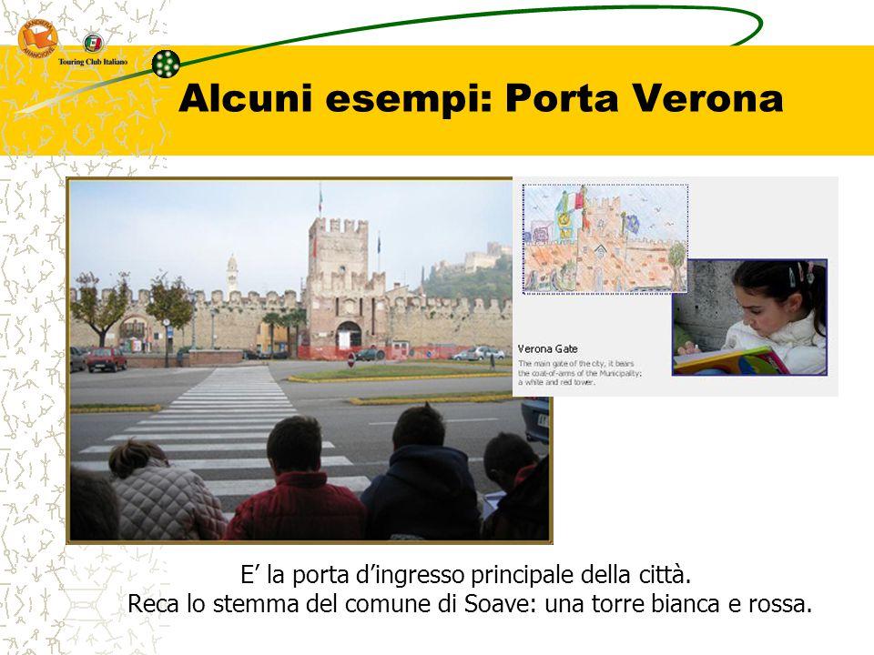 Alcuni esempi: Porta Verona
