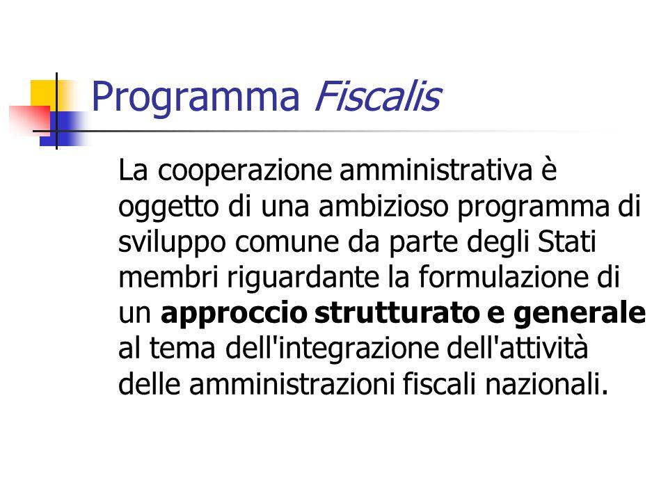 Programma Fiscalis