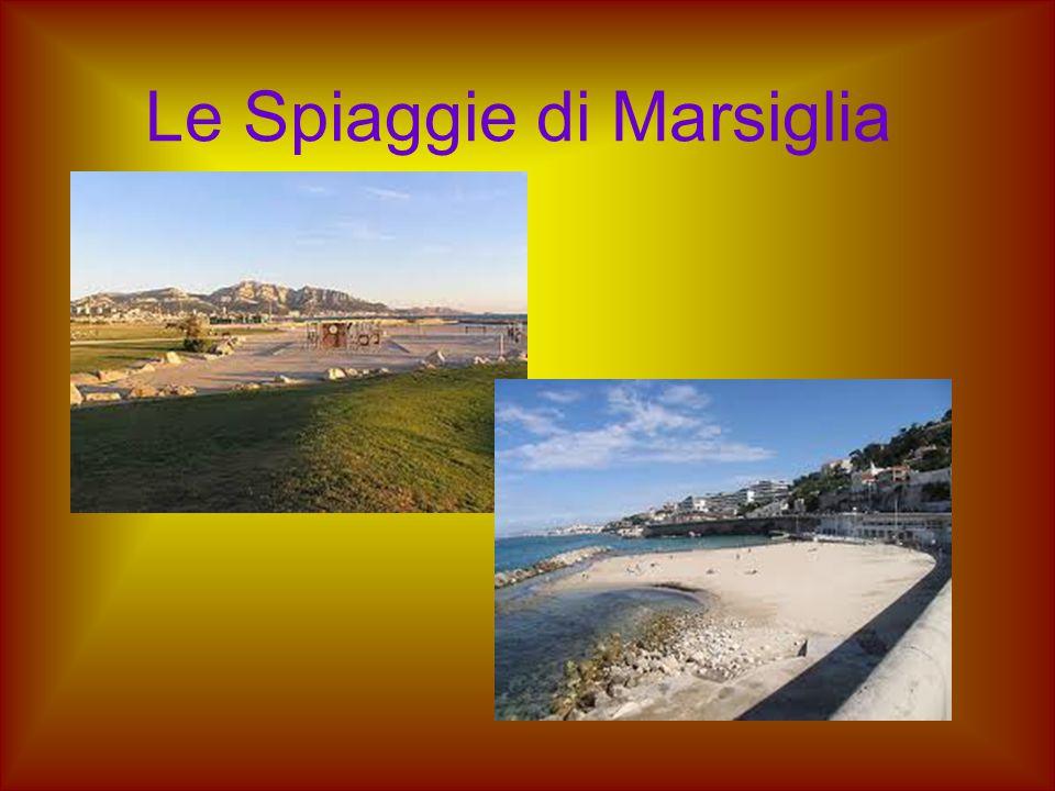 Le Spiaggie di Marsiglia