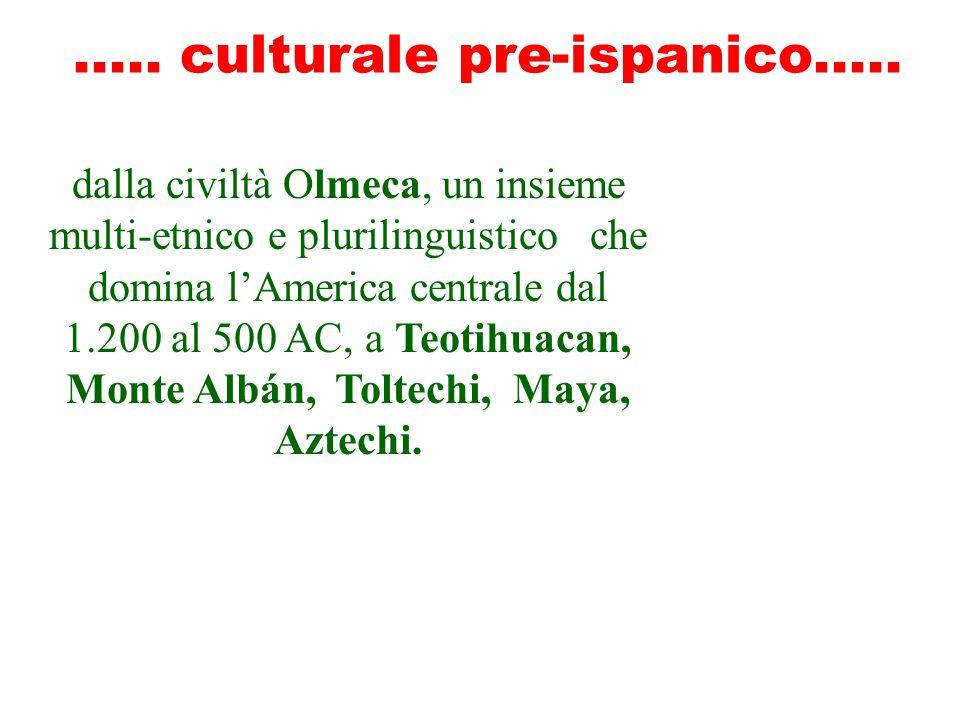 ..... culturale pre-ispanico.....