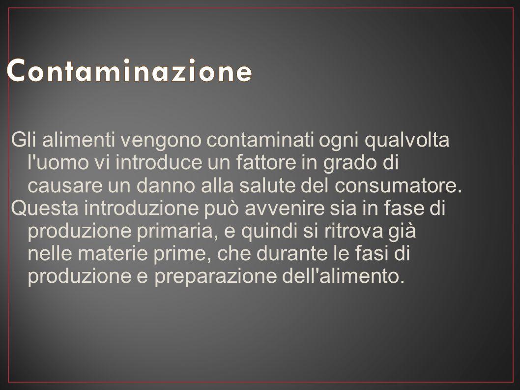 Contaminazione