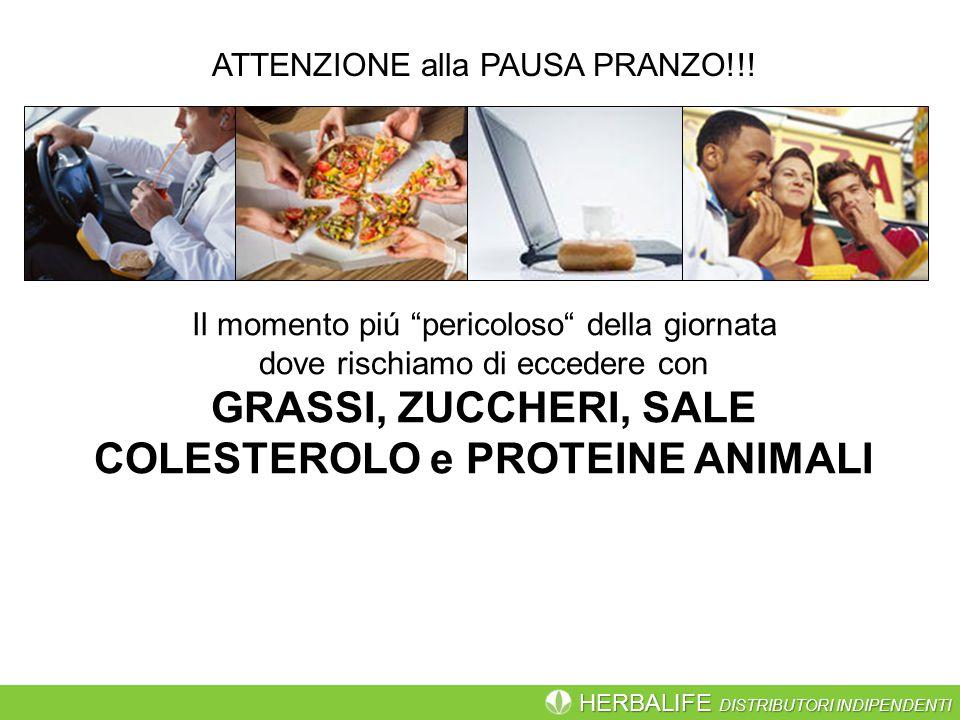 ATTENZIONE alla PAUSA PRANZO!!!