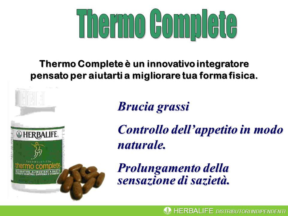 Thermo Complete Brucia grassi