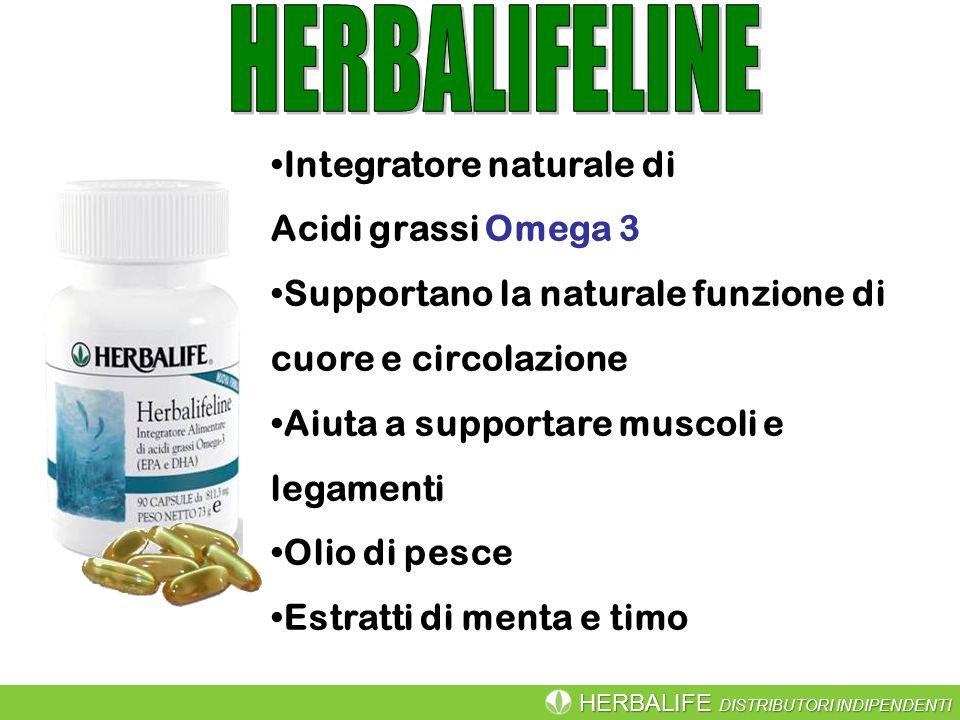 HERBALIFELINE Integratore naturale di Acidi grassi Omega 3