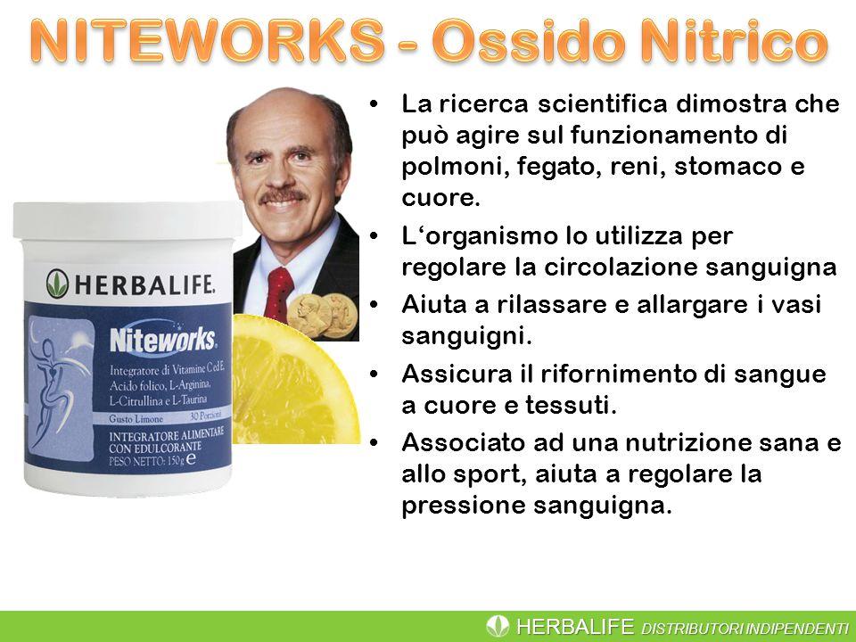 NITEWORKS - Ossido Nitrico