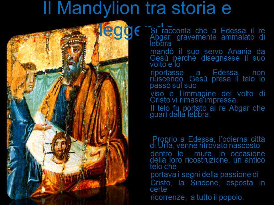 Il Mandylion tra storia e leggenda