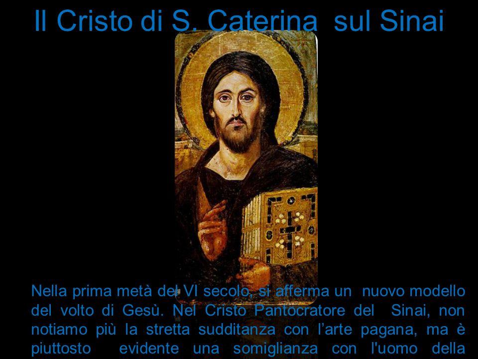 Il Cristo di S. Caterina sul Sinai