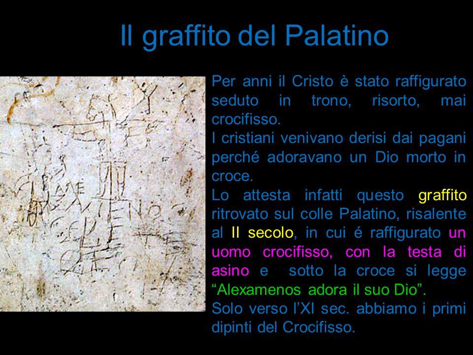Il graffito del Palatino