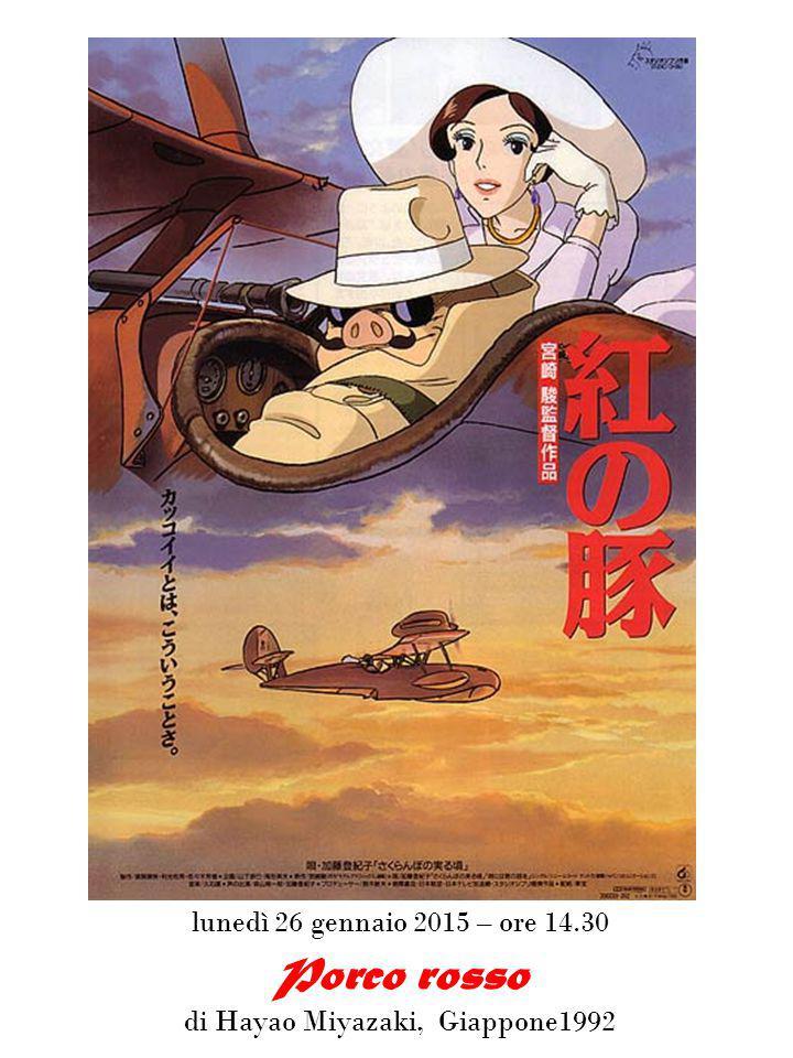 di Hayao Miyazaki, Giappone1992