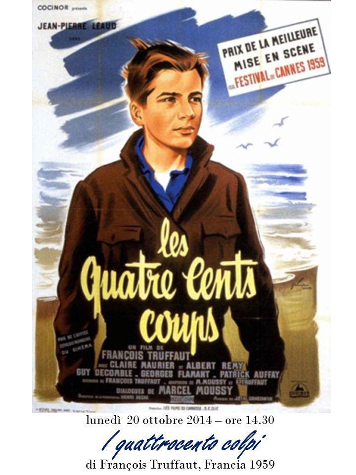 di François Truffaut, Francia 1959