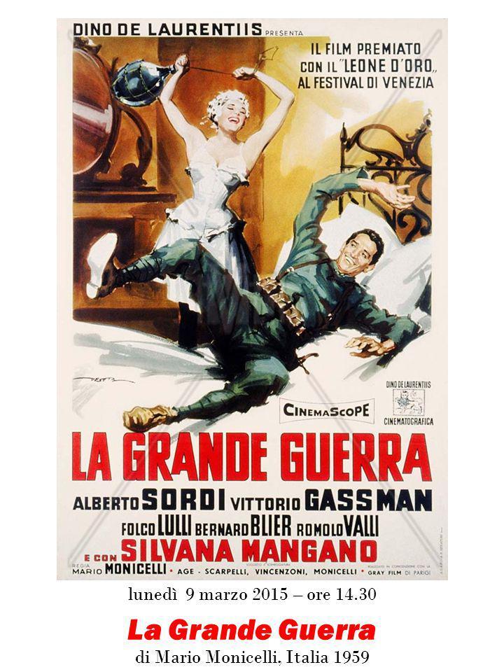 di Mario Monicelli, Italia 1959