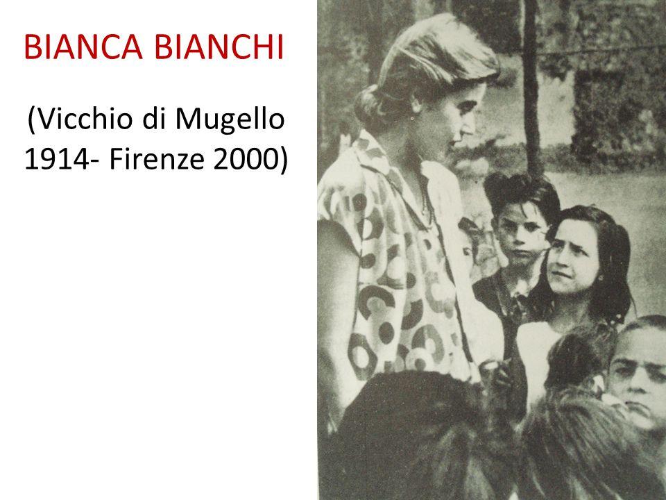 (Vicchio di Mugello 1914- Firenze 2000)