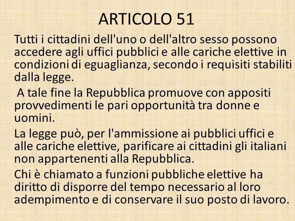 ARTICOLO 51