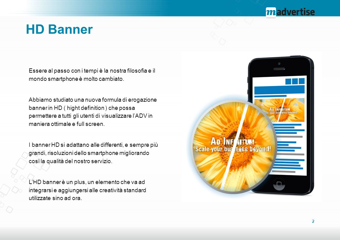 HD Banner Essere al passo con i tempi è la nostra filosofia e il mondo smartphone è molto cambiato.