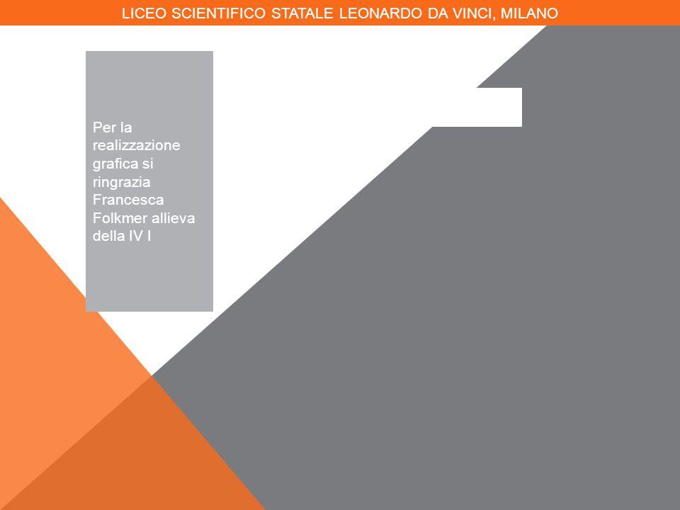LICEO SCIENTIFICO STATALE LEONARDO DA VINCI, MILANO