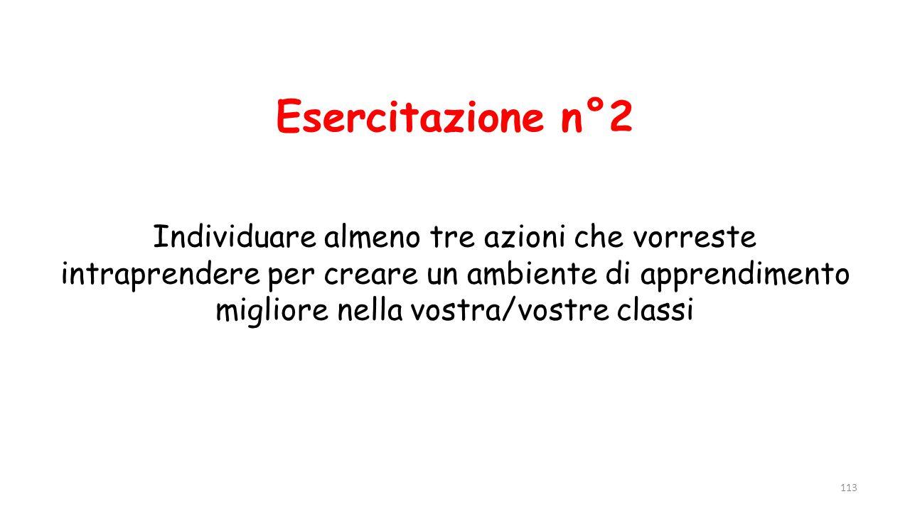 Esercitazione n°2