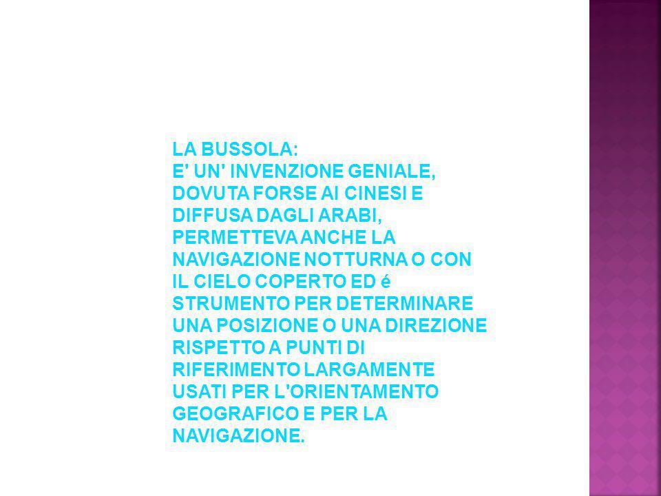 LA BUSSOLA: