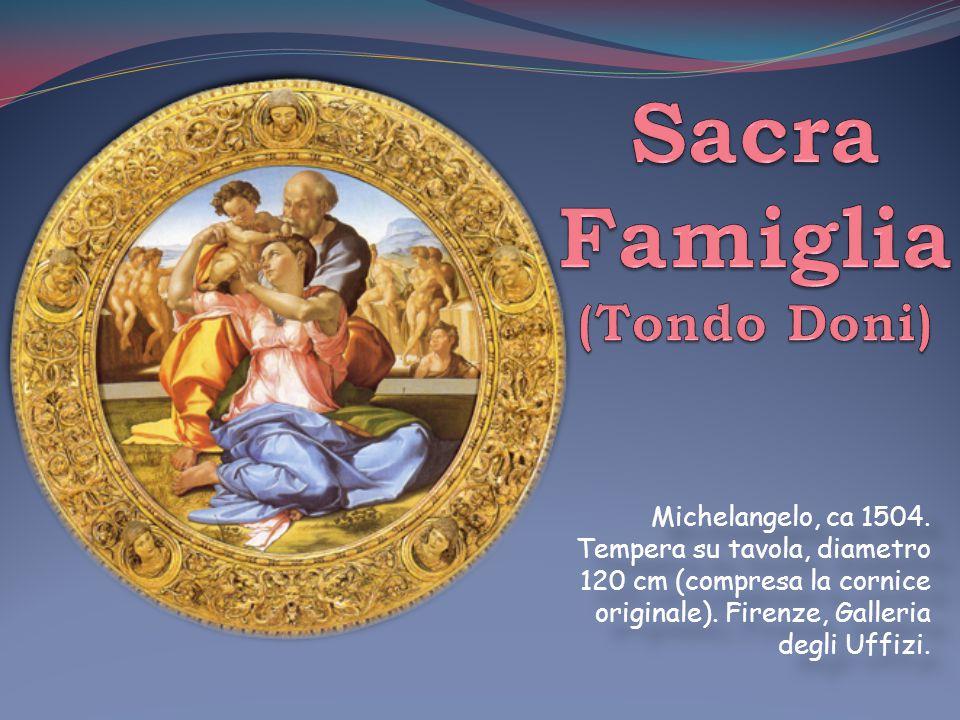 Sacra Famiglia (Tondo Doni)