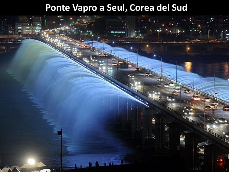 Ponte Vapro a Seul, Corea del Sud