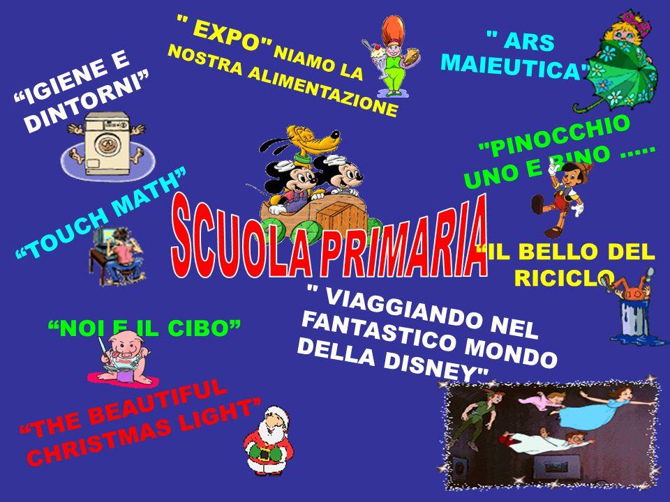 PINOCCHIO IL BELLO DEL
