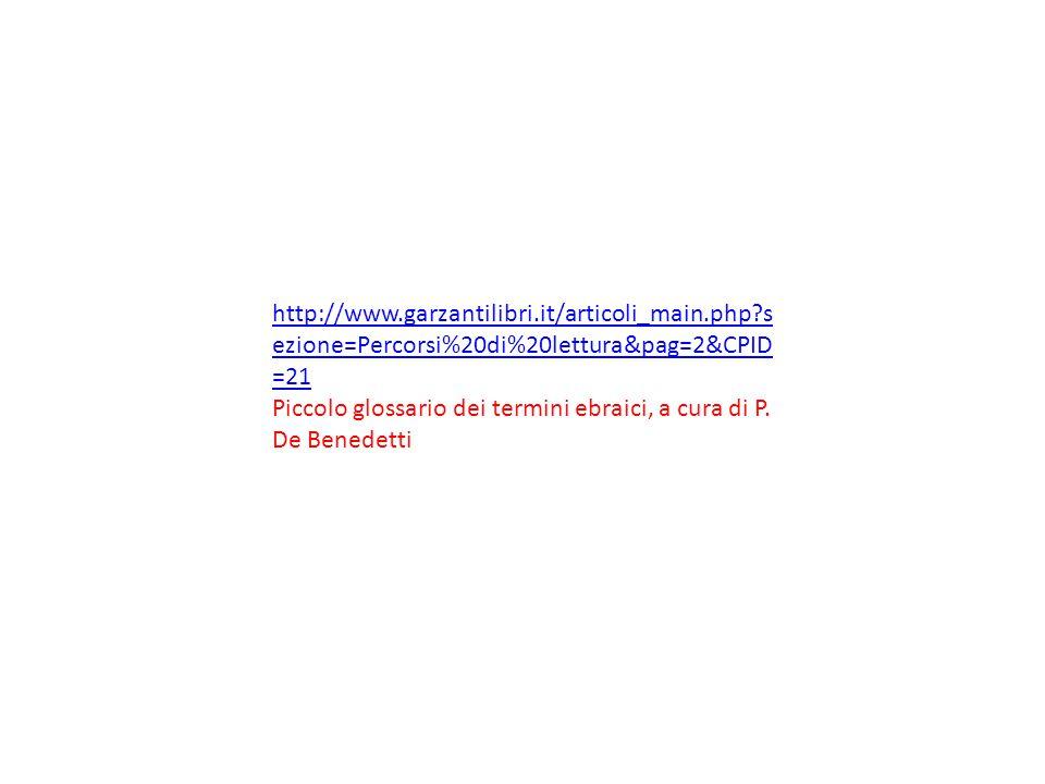 http://www. garzantilibri. it/articoli_main. php