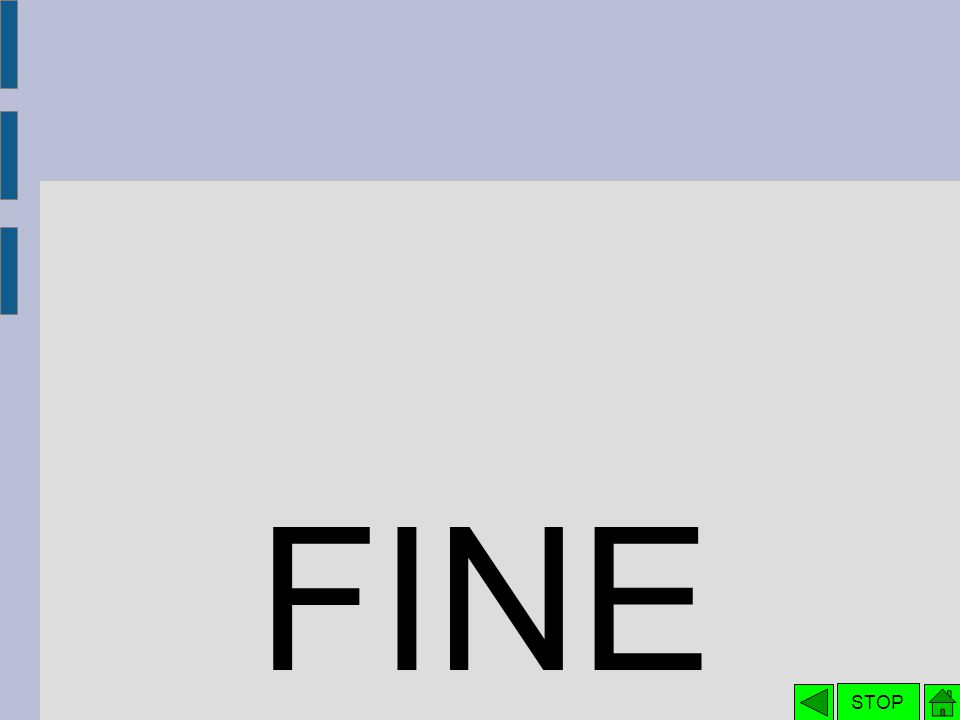FINE STOP 6 6