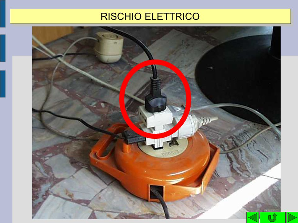 RISCHIO ELETTRICO 88