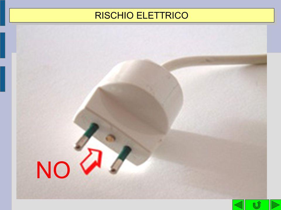 RISCHIO ELETTRICO NO 89