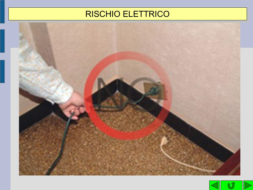 RISCHIO ELETTRICO 91