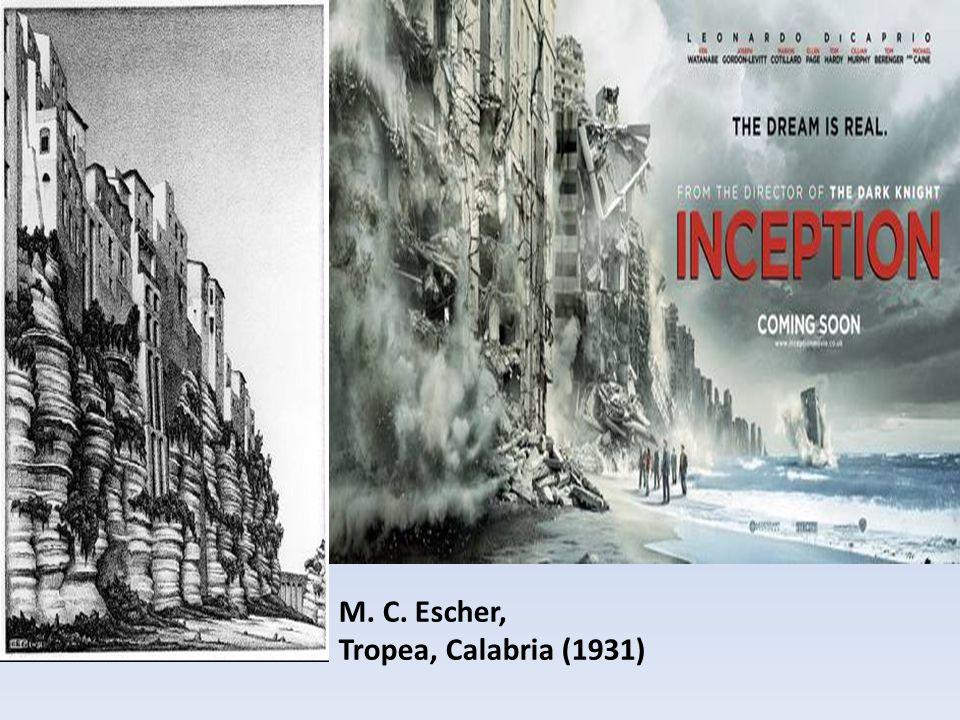 M. C. Escher, Tropea, Calabria (1931)