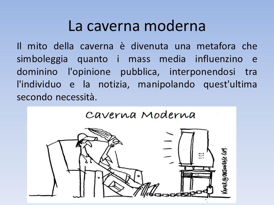 La caverna moderna
